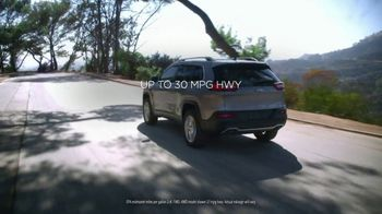 Jeep Cherokee Limited TV Spot, 'What It Takes: Made For This' [T2] - Thumbnail 6