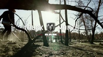 Ram Truck Month TV Spot, 'Long Live Passion: Grow Stronger' - Thumbnail 1