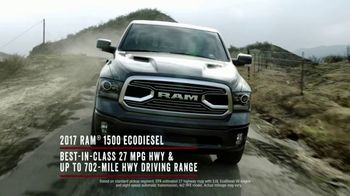 Ram Truck Month TV Spot, 'Long Live Passion: Grow Stronger' - Thumbnail 4