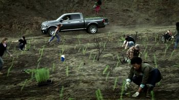 Ram Truck Month TV Spot, 'Long Live Passion: Grow Stronger' - Thumbnail 5