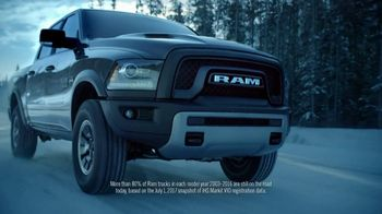 Ram Trucks TV Spot, 'Proven to Last: Penguins' Song by Anderson East [T2]