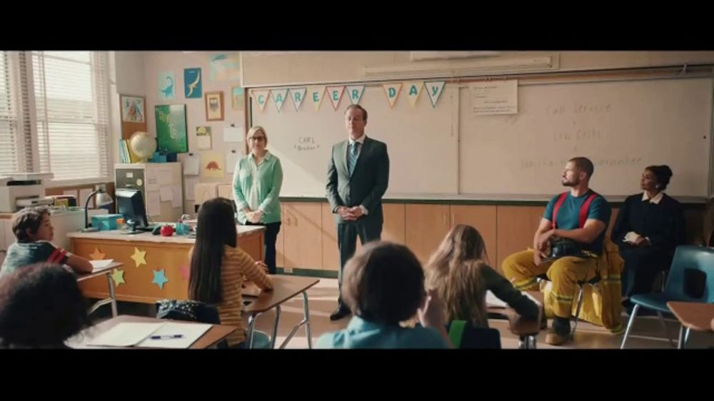 Charles Schwab TV Commercial, 'Classroom' - Video