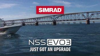 Simrad NSS evo3 TV Spot, 'Just Got an Upgrade' - Thumbnail 1