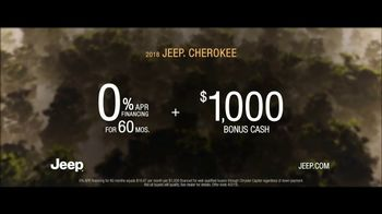 2019 Jeep Cherokee TV Spot, 'World Comes With It: Captivating' [T1] - Thumbnail 9