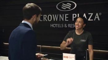 Crowne Plaza TV Spot, 'We're All Business, Mostly' - Thumbnail 1