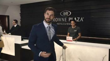 Crowne Plaza TV Spot, 'We're All Business, Mostly' - Thumbnail 2