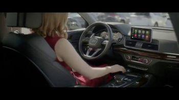 2018 Audi Q5 TV Spot, 'Connected' [T1] - Thumbnail 1