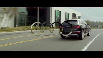 2018 Audi Q5 TV Spot, 'Connected' [T1] - Thumbnail 10