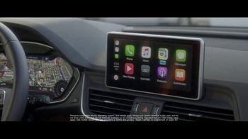 2018 Audi Q5 TV Spot, 'Connected' [T1] - Thumbnail 3