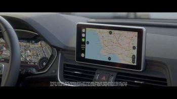 2018 Audi Q5 TV Spot, 'Connected' [T1] - Thumbnail 4