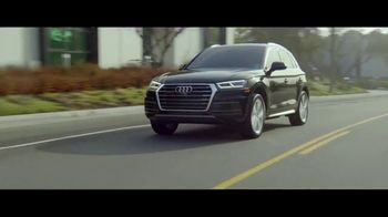 2018 Audi Q5 TV Spot, 'Connected' [T1] - Thumbnail 6