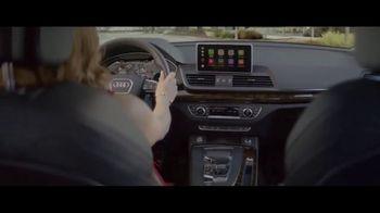 2018 Audi Q5 TV Spot, 'Connected' [T1] - Thumbnail 7