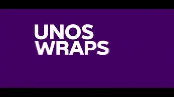 Subway Signature Wraps TV Spot, 'Unos wraps llenotes' [Spanish] - Thumbnail 5