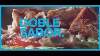 Subway Signature Wraps TV Spot, 'Unos wraps llenotes' [Spanish] - Thumbnail 8