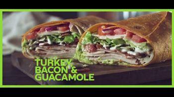 Subway Signature Wraps TV Spot, 'Unos wraps llenotes' [Spanish] - Thumbnail 9
