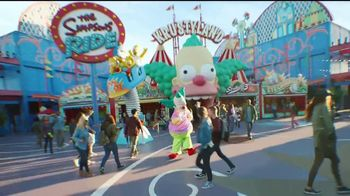 Universal Studios Hollywood TV Spot, 'La diversión' [Spanish] - Thumbnail 4