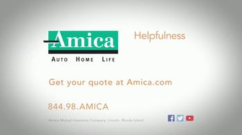 Amica Mutual Insurance Company TV Spot, 'Let the Block Find You' - Thumbnail 8