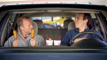 Sonic Drive-In 50 Cent Corn Dogs TV Spot, 'Best Friend: March 17th' - Thumbnail 2