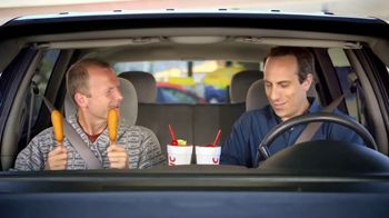 Sonic Drive-In 50 Cent Corn Dogs TV Spot, 'Best Friend: March 17th'
