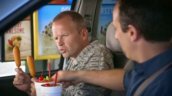 Sonic Drive-In 50 Cent Corn Dogs TV Spot, 'Best Friend: March 17th' - Thumbnail 4
