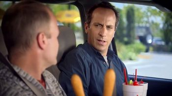 Sonic Drive-In 50 Cent Corn Dogs TV Spot, 'Best Friend: March 17th' - Thumbnail 5