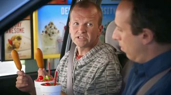 Sonic Drive-In 50 Cent Corn Dogs TV Spot, 'Best Friend: March 17th' - Thumbnail 6