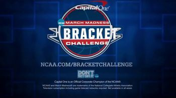 NCAA 2018 March Madness Bracket Challenge TV Spot, 'Picks on Any Device' - Thumbnail 8