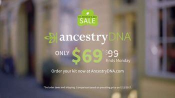 Ancestry St. Patrick's Day Sale TV Spot, 'Connection' - Thumbnail 10