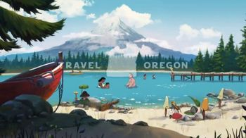 Travel Oregon TV Spot, 'Only Slightly Exaggerated: Swimming' - Thumbnail 9