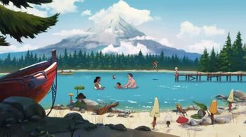 Travel Oregon TV Spot, 'Only Slightly Exaggerated: Swimming' - Thumbnail 6