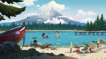 Travel Oregon TV Spot, 'Only Slightly Exaggerated: Swimming' - Thumbnail 7