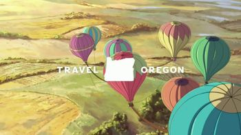 Travel Oregon TV Spot, 'Only Slightly Exaggerated: Air Balloons' - Thumbnail 9