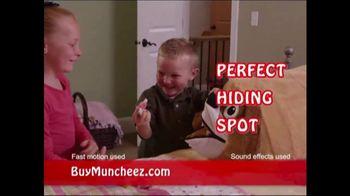 Muncheez TV Spot, 'Perfect Hiding Spot'