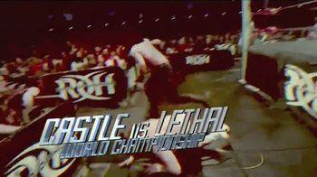 ROH Wrestling 16th Anniversary TV Spot, 'Winner Takes All' - Thumbnail 5