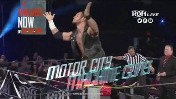 ROH Wrestling 16th Anniversary TV Spot, 'Winner Takes All' - Thumbnail 8