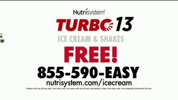 Nutrisystem Turbo 13 TV Spot, 'Ice Cream' Featuring Melissa Joan Hart - Thumbnail 10