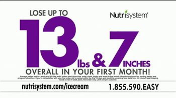 Nutrisystem Turbo 13 TV Spot, 'Ice Cream' Featuring Melissa Joan Hart - Thumbnail 3