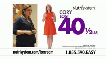 Nutrisystem Turbo 13 TV Spot, 'Ice Cream' Featuring Melissa Joan Hart - Thumbnail 8