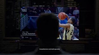 DIRECTV NOW TV Spot, 'Your Thing: March Madness' - Thumbnail 1