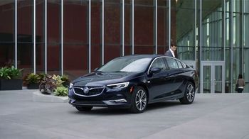 2018 Buick Regal TV Spot, 'Echo' Song by Matt and Kim [T2] - Thumbnail 1