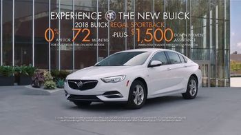 2018 Buick Regal TV Spot, 'Echo' Song by Matt and Kim [T2] - Thumbnail 7