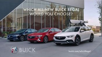 2018 Buick Regal TV Spot, 'Echo' Song by Matt and Kim [T2] - Thumbnail 6