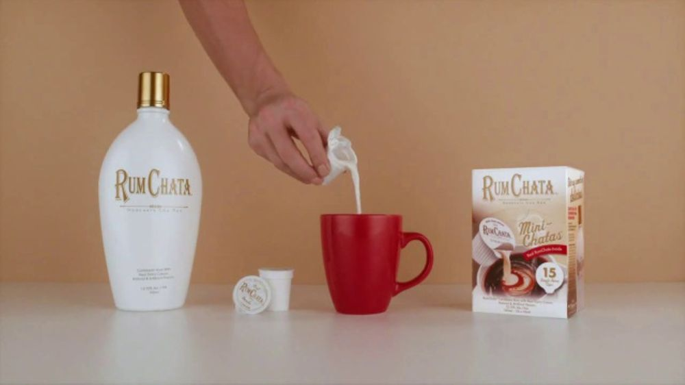 RumChata Mini-Chatas TV Commercial, 'Put Them in Your Coffee'