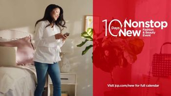 JCPenney 10 Days of Nonstop New Event TV Spot, 'Every Day' Song by Redbone - Thumbnail 3