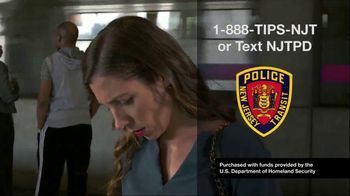 U.S. Department of Homeland Security TV Spot, 'NJ Transit: Feel Right' - Thumbnail 10