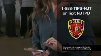 U.S. Department of Homeland Security TV Spot, 'NJ Transit: Feel Right' - Thumbnail 9