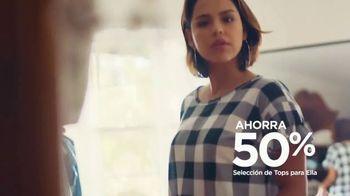 JCPenney TV Spot, 'Cupón' canción de Redbone [Spanish]