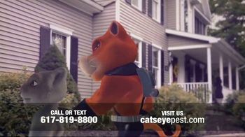 Catseye Pest Control TV Spot, 'Silly Squirrel' - Thumbnail 9