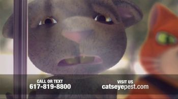 Catseye Pest Control TV Spot, 'Silly Squirrel' - Thumbnail 1