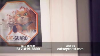 Catseye Pest Control TV Spot, 'Silly Squirrel' - Thumbnail 3